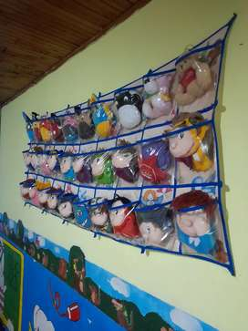 Montaje jardin infantil