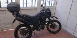 Moto akt tt 150 modelo 2013