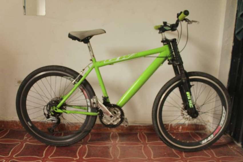 Bicicleta todoterreno GW 0