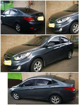 Se vende Hyundai Accent Blue 2012