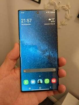 Samsung Galaxy Note10+ 256 Gb Aura Glow 12 Gb Ram Impecable!