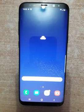 Samsung S8 pus libre de fabrica