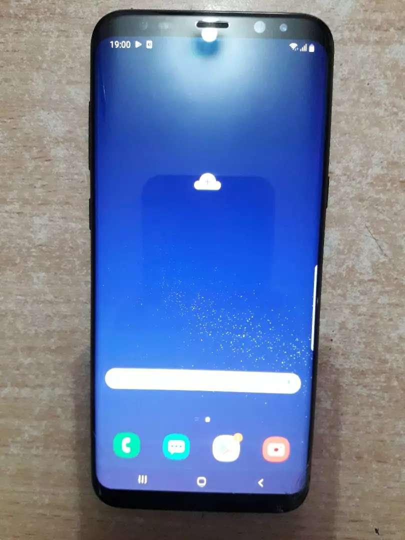 Samsung S8 pus libre de fabrica 0