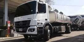 Ofrecemos servicios d carrotanque para transportar alimentos..
