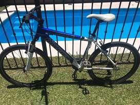Bicicleta Raleigh Mojave 2.0 rodado 26
