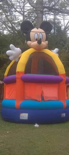Alquiler Inflable Mikey