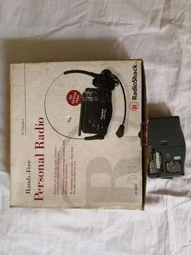 Radios y Cargadores