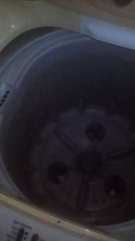 Lavadora automática lg de 12 brs