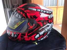 Vendo casco Chaf talla M nuevo no tiene uso valor 190