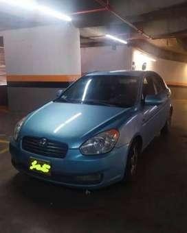 Hyundai Accent 2009 A gasolina y gas. motor cvvt 1.6  En perfecto estado, unico dueño, verlo es comprarlo