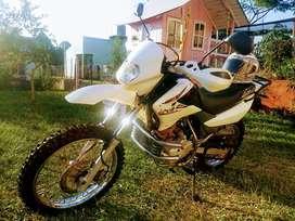 HONDA XR 125cc L, MOD. 2012
