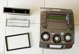 Consola Original Ford Ranger 150 Y Equipo De Sonido.