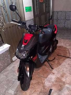 Moto Bws en exelente estado .