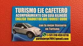 Turismo Eje Cafetero,english speaking