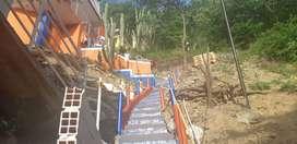 Vendo Cabaña En el 2do Mirador de taganga