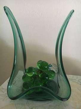 adorno de vidrio