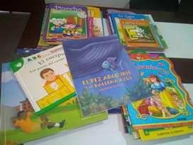 Libros infantiles varios