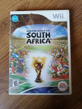 Película para WII mundial south África 2010