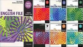 Libros De Inglés: New English File-todos Los Niveles-pdfmp3