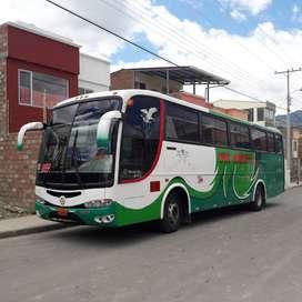 Bus Interprovincial con puesto de trabajo