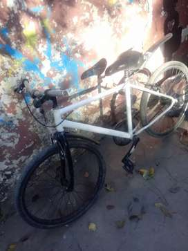 Vendo bici montan bike