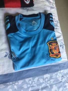 Vendo jerseys de equipos de futbol