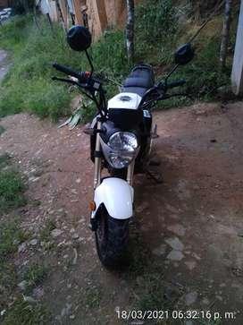 Moto Ranger, Modelo: Fs150, Año 2021