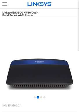 Routers linksys amolificador de señal wifi