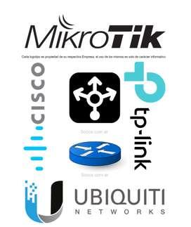 Mikrotik Ubiquiti Tplink Router Dual Multi Wan Configuracion