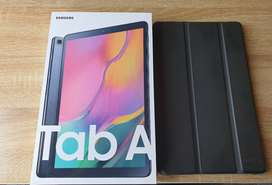 Tablet Samsung galaxy Tab A 10.1 pulgadas 2019 nuevo 32Gb + cover y vidrio protector SM-T510 1 año garantía