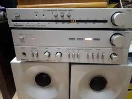 Equipo Technics vintage