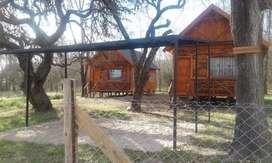 cabaña de alquiler permanente