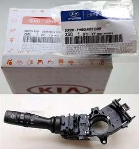 Palanca mando de luces kia sportage 2011 - 2015