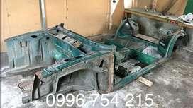 Bmw e10 carroceria