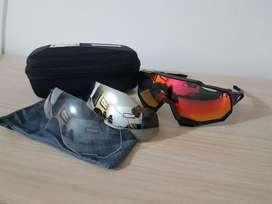Gafas de Sol Ciclismo No Oakley Fligh Ja