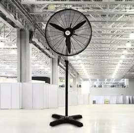 Ventilador Industrial.  30pulgadas 280W 110V