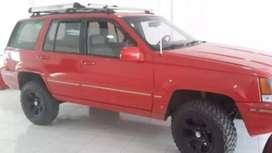 Vencambio Jeep Grand cherokee 93