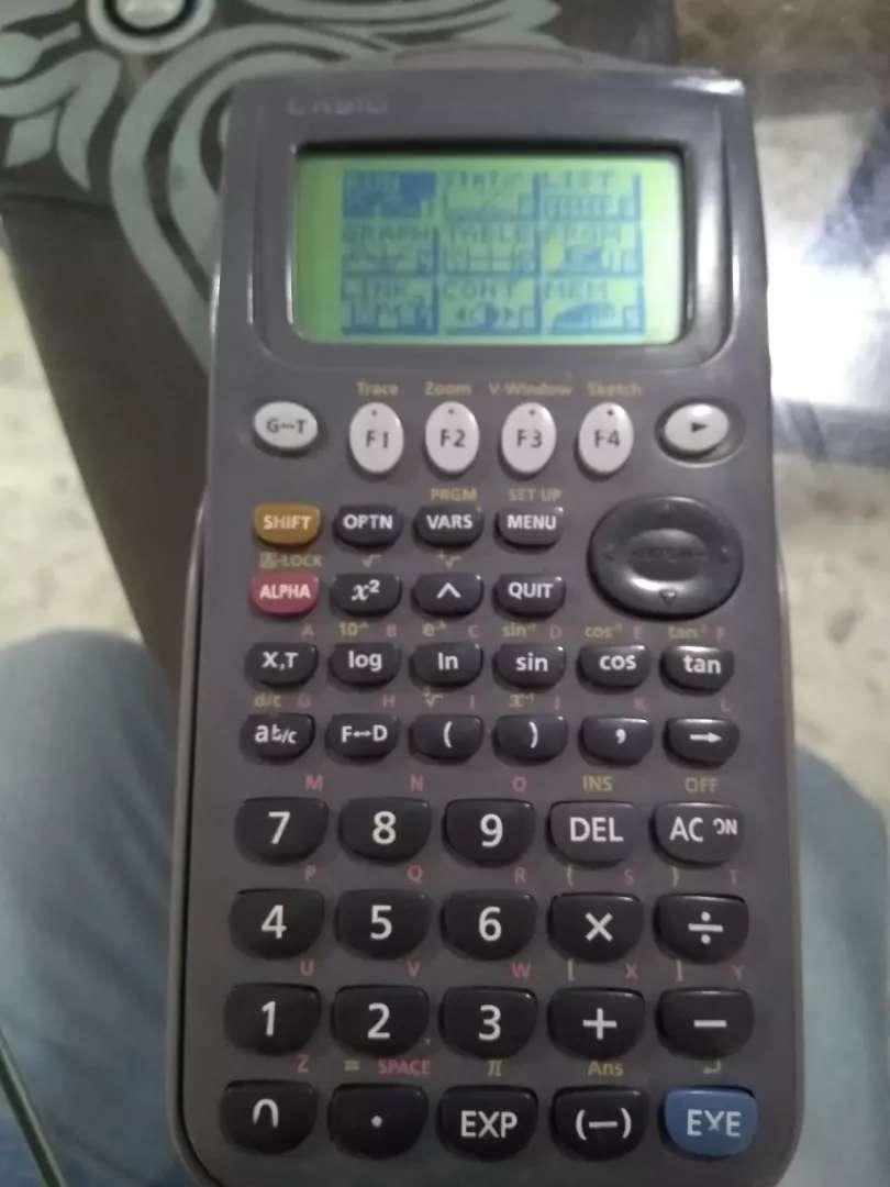 Calculadora graficadora