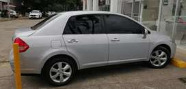 Gangazo vendo carro Nissan Tiida