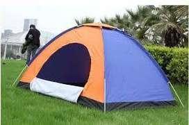 Carpa Camping Para 6 Personas Facil Armar Acampar