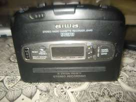 Walkman Aiwa Js445 Retro Funcionan Radios Exc Sonid No Envio
