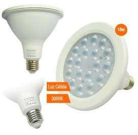 FOCO LED IP40 18W SMD 3000K ,90°, COD HU222514