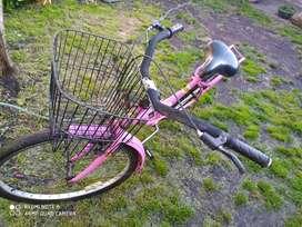 Bicicleta BMX Halley