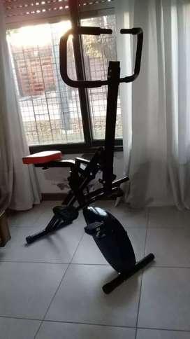 Bicicleta Fija nueva sin uso