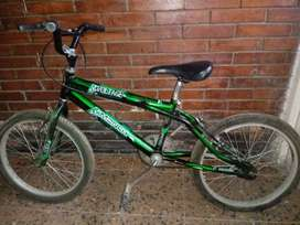 Bicicleta manch voltage