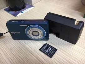 Venta de Camara Digital Sony Cyber-shot DSC-W350 de 14.1Mp con Zoom