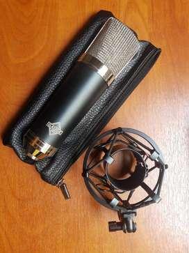 Solo conocedores Micrófono vocal ECM87