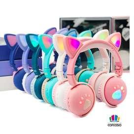 Diadema Auriculares Balaca Inalámbrica Bluetooth Bk1