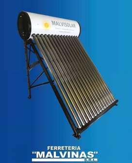 Termotanque Solar Malvisolar 150/200/240lts