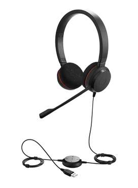 Jabra Evolve 20 Stereo Ref. 49998292O9